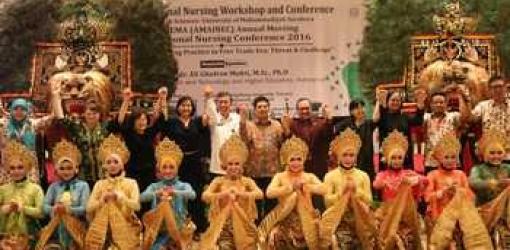 1st Internasional Nursing Workshop and Conference (INWC) menjawab tantangan pasar bebas tenaga kesehatan