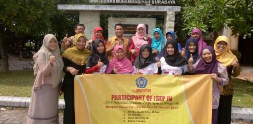 Spirit Internasionalisasi Fakultas Ilmu Kesehatan UMSurabaya