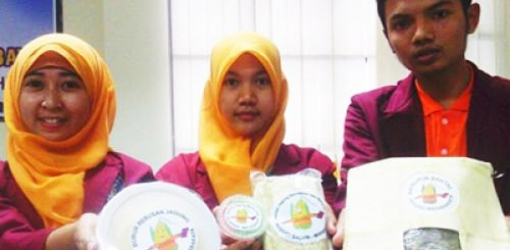 Inovasi Mahasiswa UMSurabaya Ciptakan Makanan Berbahan Dasar Jagung