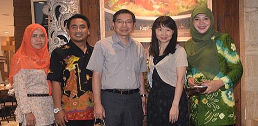 Penguatan Kerjasama FIK UMSurabaya dengan Taipei Economic and Trade Office